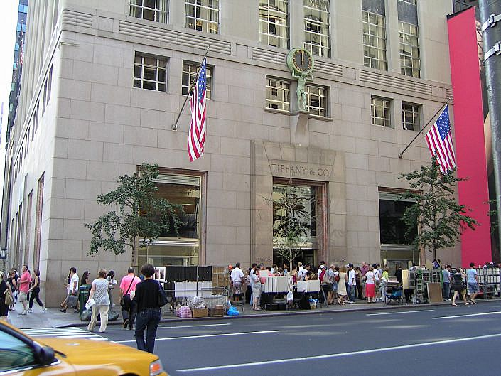 tiffany & co new york