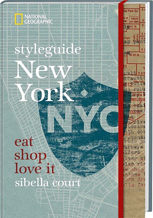 Styleguide New York Cover